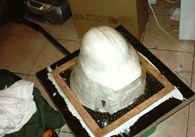 Le thermoformage .. un truc qui va en épater plus d'uns .  Aspirateurvacuum